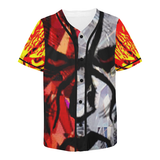 The Icon Sting All Over Print Baseball Jersey