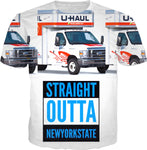Straight Outta New York State T-shirt