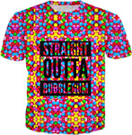 Straight Outta Bubble Gum T-shirt