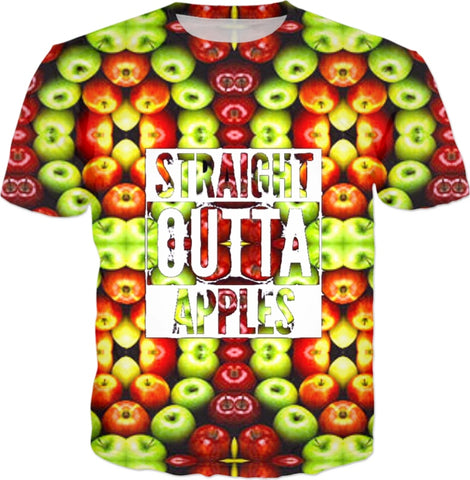 Straight Outta Apples T-shirt