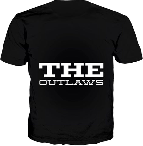 Johny Cash The Outlaws T-shirt