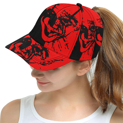 Pennywise All Over Print Snapback Hat
