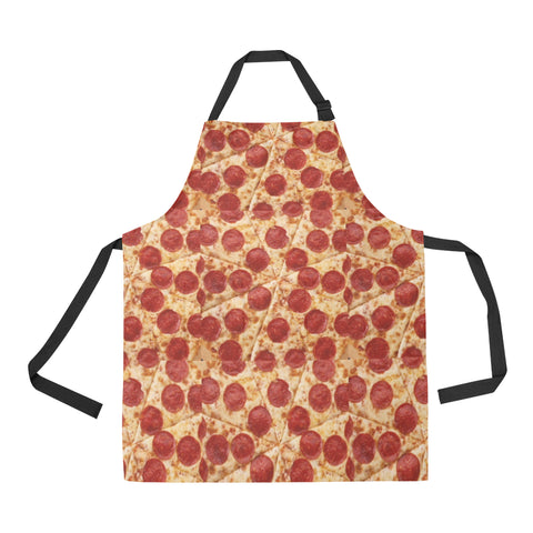 Pizza All Over Print Apron
