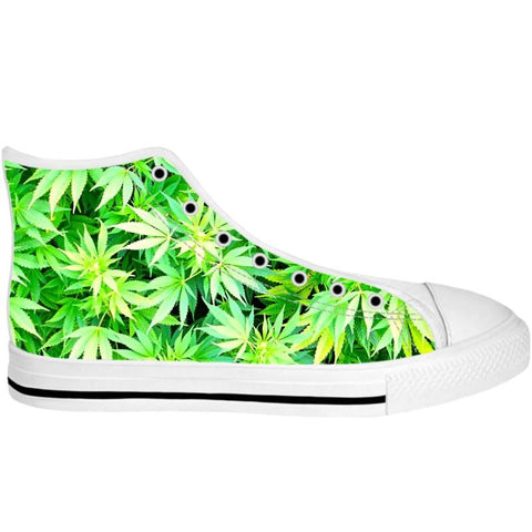 Green 420 Shoes