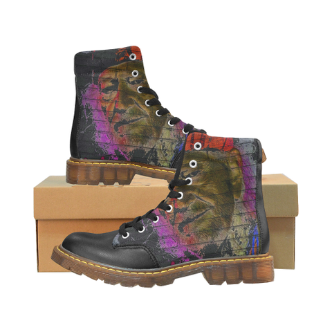 Graffiti Last Outlaw Apache Round Toe Men's Winter Boots
