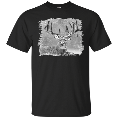 The beautiful whitetail deer Gildan Ultra Cotton T-Shirt
