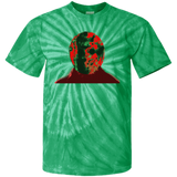 Camp Christmas Youth Tie Dye T-Shirt