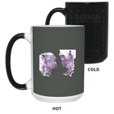 Hogan vs Andre 15 oz. Color Changing Mug