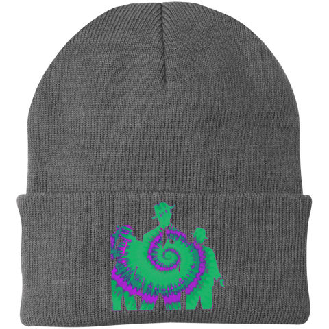 Old g Acid Trip Port Authority Knit Cap