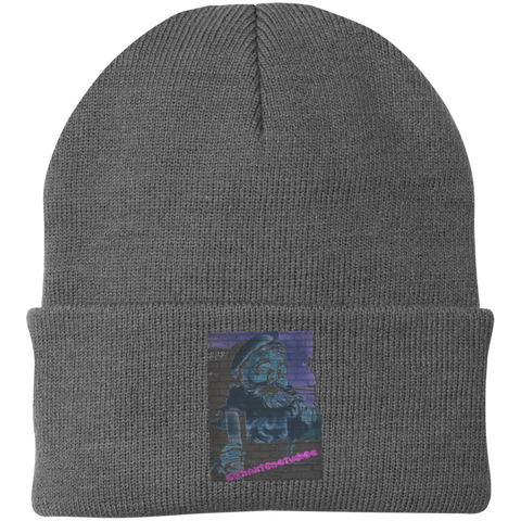 Graffiti High Santa Port Authority Knit Cap