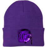 Straight Outta Rehaxtonstudios Port Authority Knit Cap