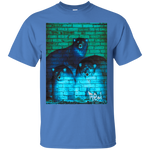 Graffiti  Alaska Polar Bear Gildan Ultra Cotton T-Shirt