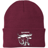 BeAwesome Port Authority Knit Cap