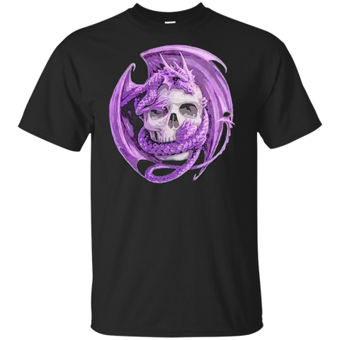 Purple Dragon Gildan Ultra Cotton T-Shirt