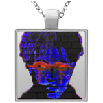 xxxtentacion Square Necklace