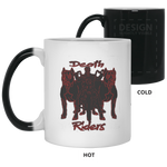 Death Riders 11 oz. Color Changing Mug
