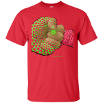 BeAwesome fist bump Gildan Ultra Cotton T-Shirt