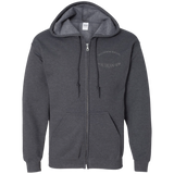 Psk G186 Gildan Zip Up Hooded Sweatshirt