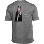 Bobby Heenan Sport-Tek Tall Heather Dri-Fit Moisture-Wicking T-Shirt