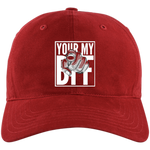 Your my bff Adidas Unstructured Cresting Cap