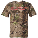 I'm not Politically Correct Code V Short Sleeve Camouflage T-Shirt