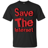 Save The Internet Gildan Ultra Cotton T-Shirt