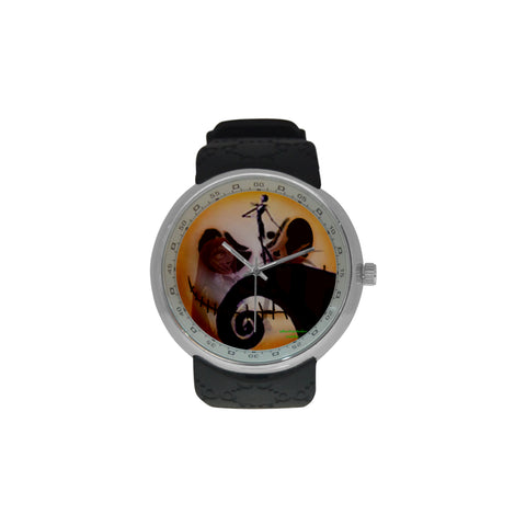 Nightmare Before Chrirtmas Men's Resin Strap Watch