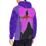 Fear the Reaper  All Over Print Hoodie