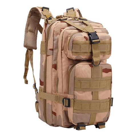 Camouflage Backpack Outdoor Sports Upgrade  Tactical Backpack