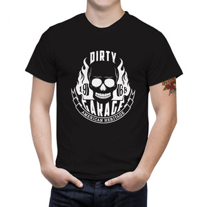 Short-Sleeve Unisex T-Shirt Dirty Garage