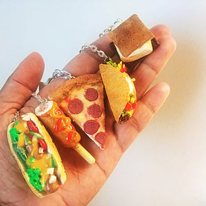 Sculpting Realistic Miniature Food and Food Jewelry with Polymer Clay