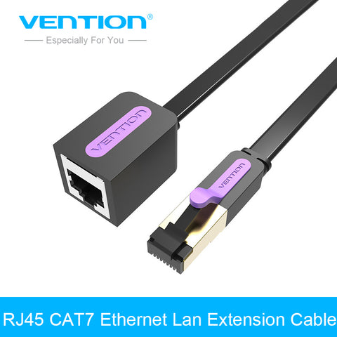 Vention RJ45 CAT 7  Male to Female Ethernet Lan Network Extension Cable 1m 1.5m 2m 3m 5m Cord for PC Laptop