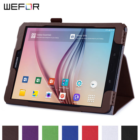 High Quality Case Cover for Samsung Galaxy TAB S3 9.7 SM-T820/SM-825 Case, PU Leather Case Cover For Galaxy Tab S3 9.7 t820