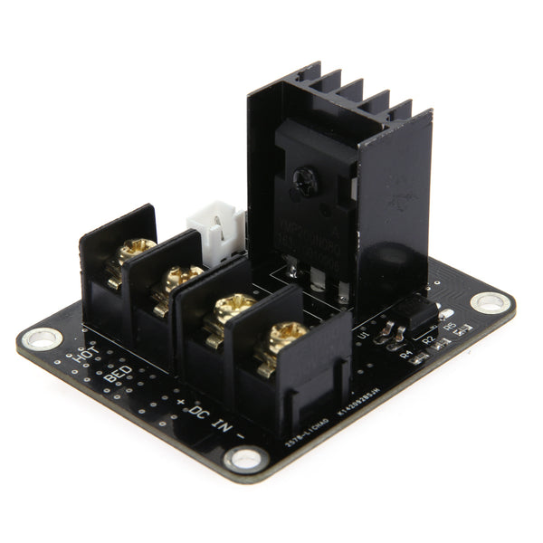 3D Printer Parts Power Module High Power Heated Bed Power Expansion Module for 3D Printer with Connection Cable