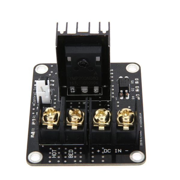 ALLOYSEED 3D Printer Parts General Add-on Heated Bed Power Expansion Module High Power Module for 3D Printer with Cable