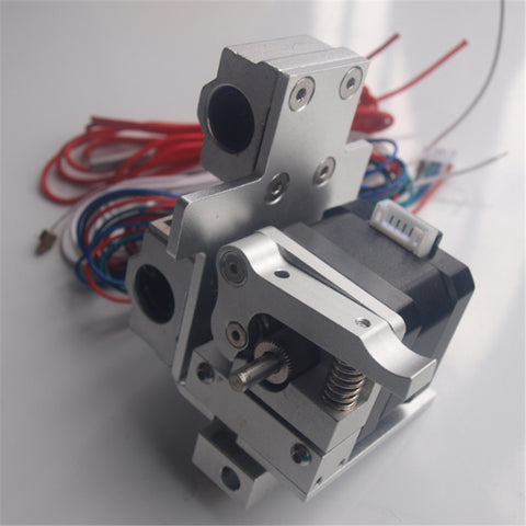 Reprap Prusa i3 MK10 extrusion upgrade kit aluminum alloy extruder and metal x extrusion carriage Blurolls