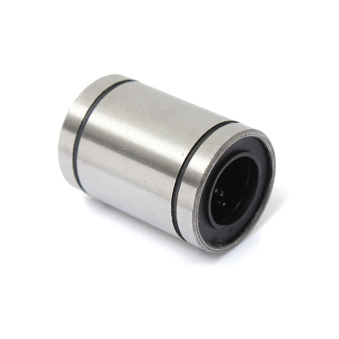 1PC LM12UU 12mm Linear Ball Bearings Bush Bushing 12x21x30mm New Bearing Steel Industry Tools Parts