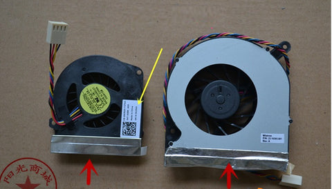 New wholesale CPU+GPU Cooling fan For DELL Inspiron One 2305 2310 all-in-one Fan Free shipping