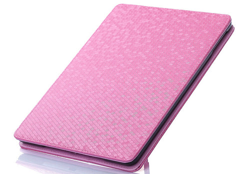 Diamond Pattern Cover For iPad Air 1 Smart Sleep Tablet Protector Leather Stand Flip Case For iPad5 A1474 A1475 A1476 9.7 inch