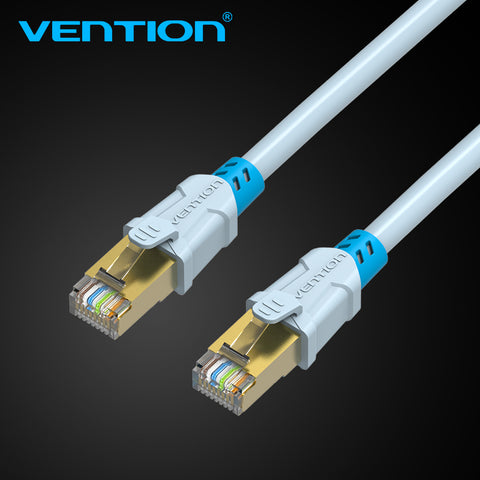 Vention CAT6 Shielded Twisted Pair Ethernet Network Cable 1m 1.5m 2m 3m RJ45 Patch  Cord Cable For Computer Laptop Router Cable
