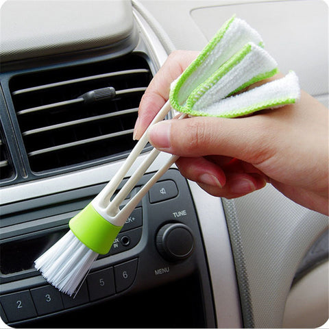Multipurpose Keyboard Brushes Cleaner Window Groove Cleaning Brush Nook Cranny Household Kitchen Folding Brush Cleaning Tools