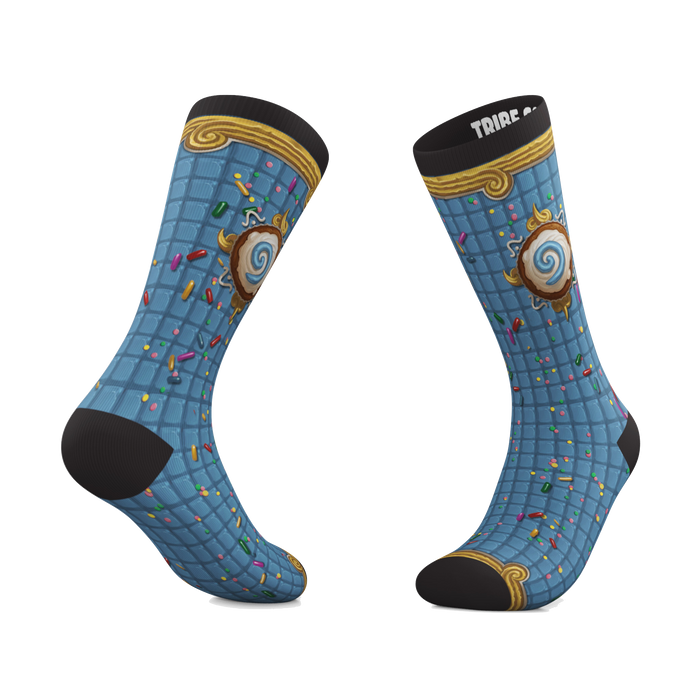 Blizzard x Tribe Socks