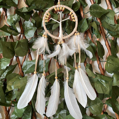 "Dream Catcher ""Tree Of Life""  Natural 12cm"