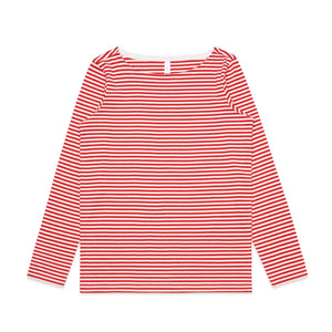 AS Colour Bowery Stripe L/S Tee