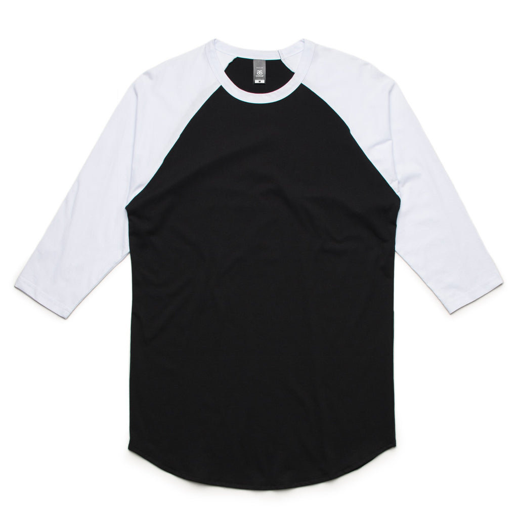 AS Colour Raglan