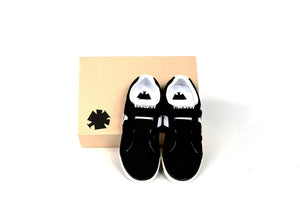 Winston Shoes Black/White