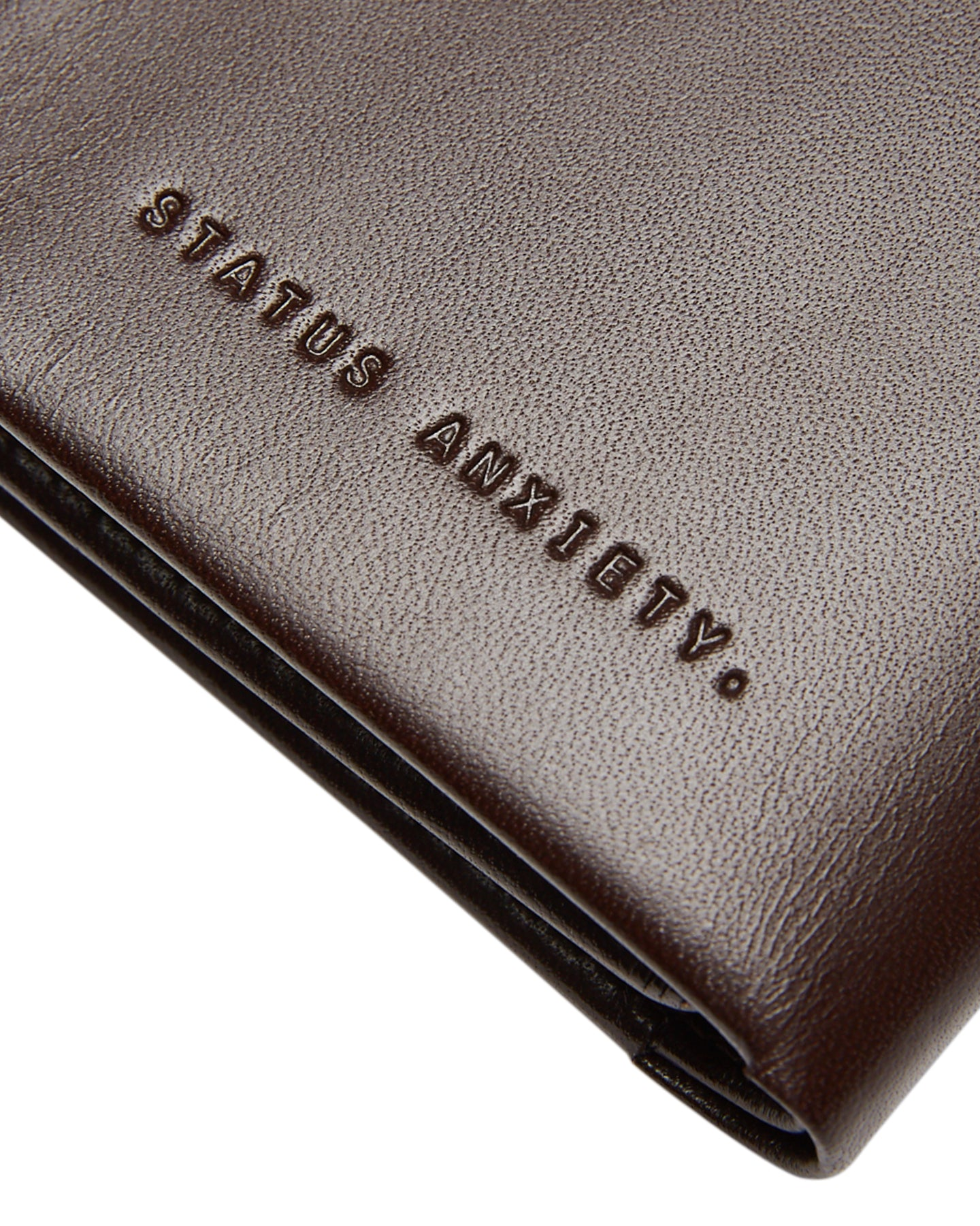 Status Anxiety Vincent Wallet