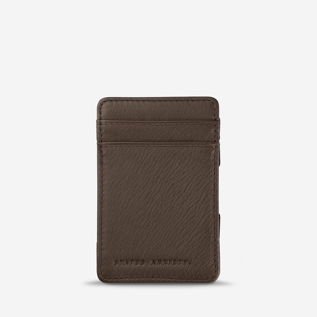 Status Anxiety Flip Wallets