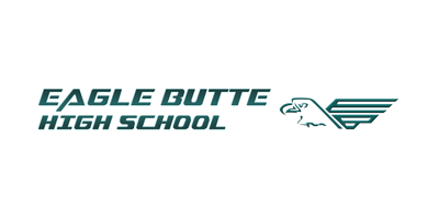 Eagle Butte High School logo