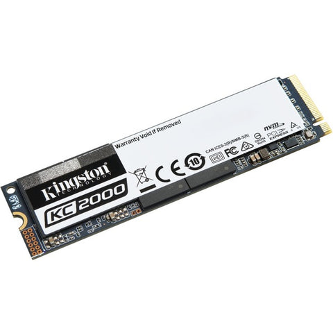Kingston Technology Company KC2000 NVMe PCIe SSD